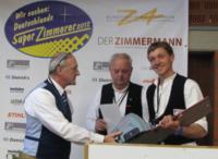 4. Platz Jan-Michael Bühner