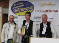 2. Platz Eric Zecchin