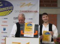 8. Platz Roman Dorr
