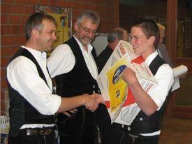 2. Sieger Swen Lienkamp