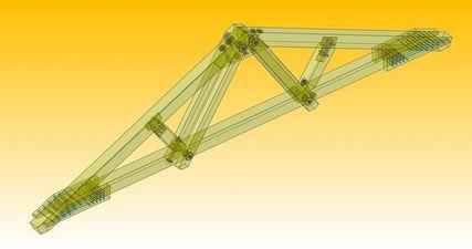 3D-Modell des Binders
