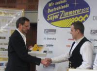 9. Platz Florian Eckert