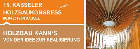 15. Kasseler Holzbaukongress